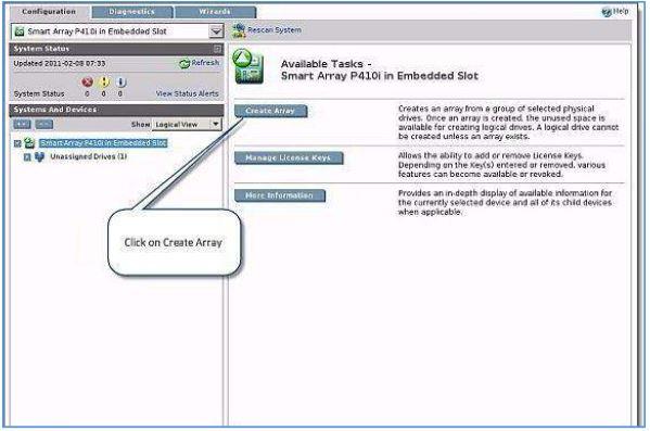 RAID بندی هارد دیسک ها- راه اندازی سرور ESXi