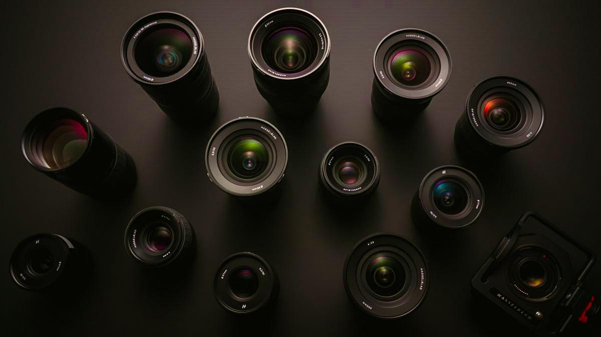 انتخاب طول مناسب لنز