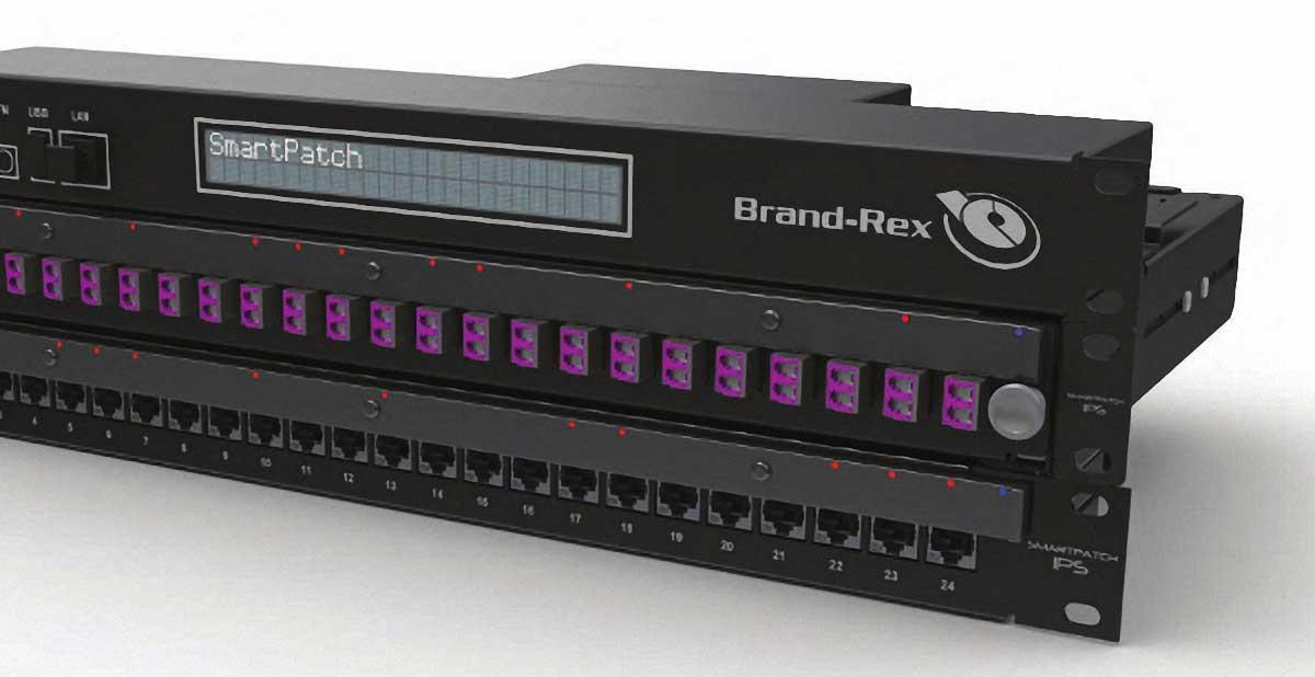 تجهیزات پسیو شبکه برندرکس (Brand-Rex)