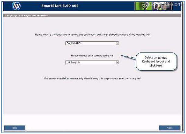 گام دوم کانفیگ کردن سرور HPراه اندازی سرور ESXi